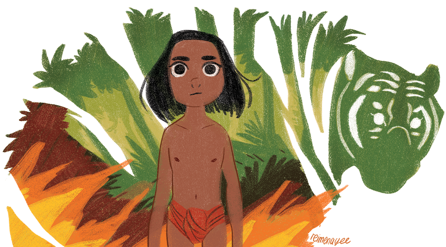 The Jungle Book by callupish