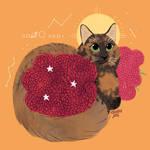 Hazel: Pet Portrait Commission by reimena