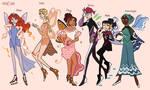Winx Club Fairy Forms