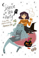Seance Tea Party Graphic Novel! by reimena