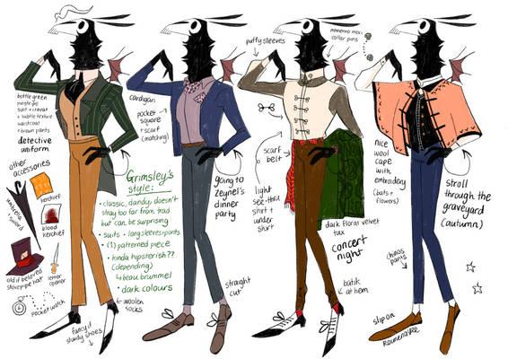 Grimsley Fashion Guide