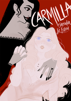Book Cover: Carmilla