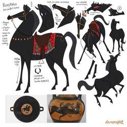 Bucephalus Design by reimena