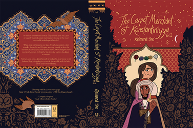 THE CARPET MERCHANT VOL I FINAL COVER!!!