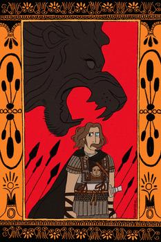 Lion of Macedon