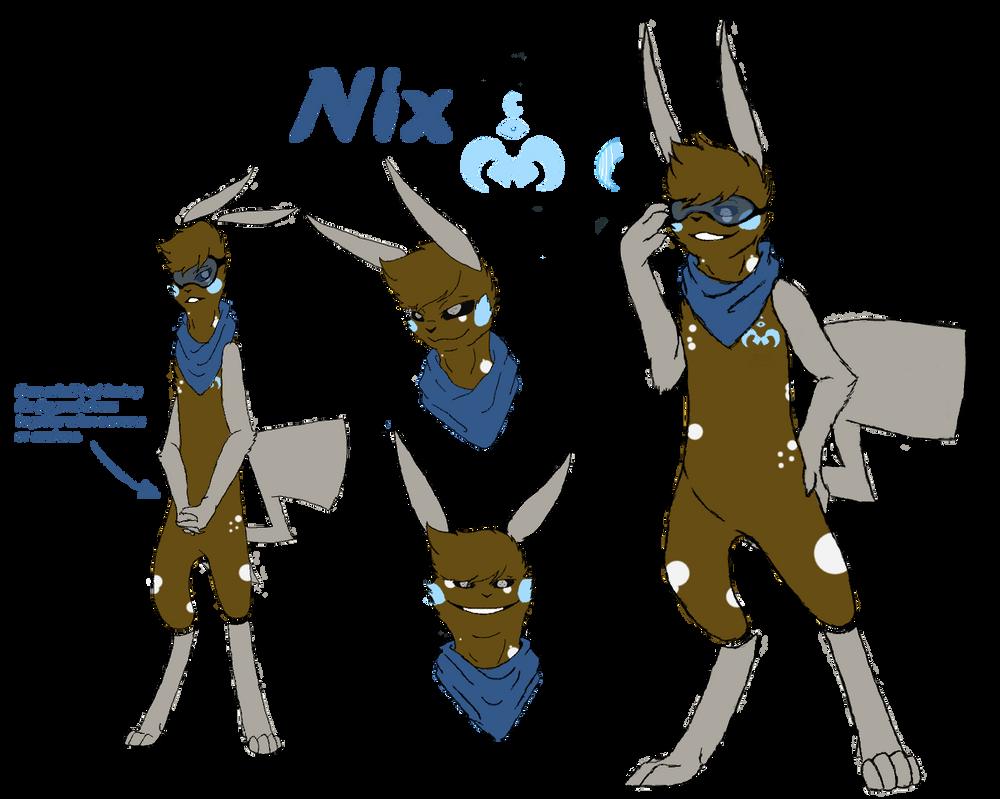 [IA] Nix by WokenDreamz