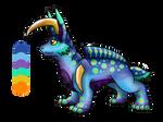 custom for :drerika: by onigiryStuff