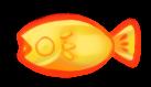Fish Token Big by onigiryStuff