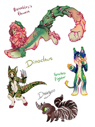 Collab species auction close
