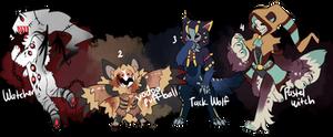 HalloweenMaskcatz batch2 close