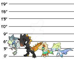 Dekico Subspecies by onigiryStuff