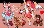 Maskcatz Vday Adopts (open)