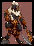 navask warrior