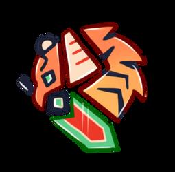 Caden Emblem by onigiryStuff