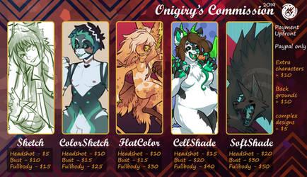 Onigiry's Commission Price