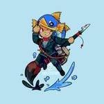 [oc] FISHMAN