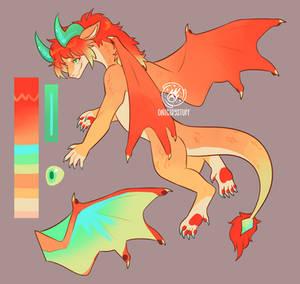 [P]Orange Dragon