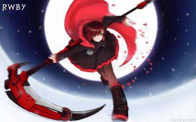 Red by Wanderyen-Erin