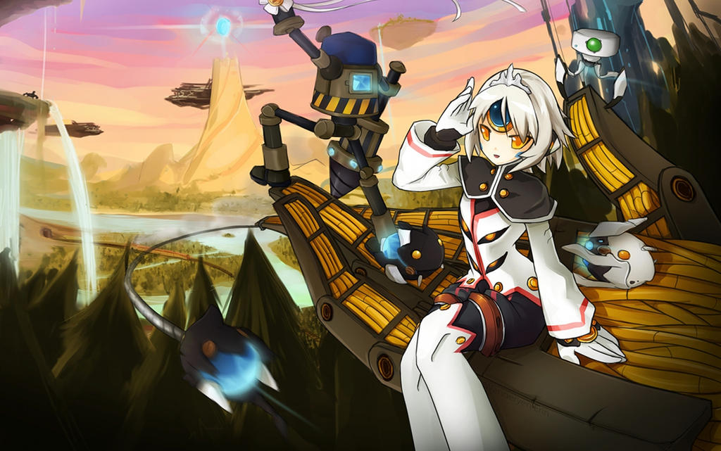 [Os Universos] - Elsword The_nasod_glory_by_devilhaunt-d6s7f3h