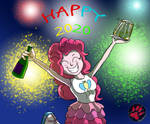 Happy New Year - 2020 by DarkPrinceismyname