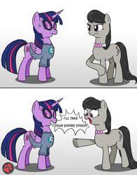 Twilight and Octavia