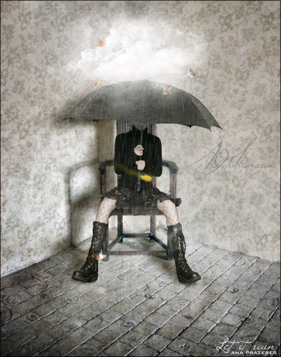 Let it rain by Aegils
