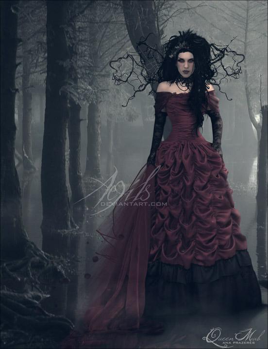 Queen Mab by Aegils