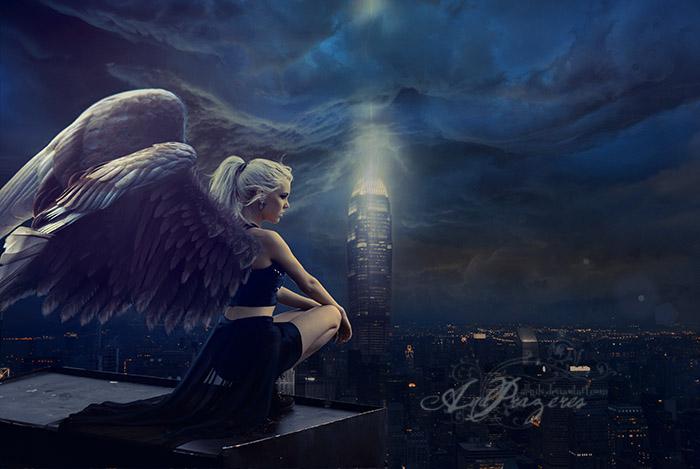 The Archangel Tower by Aegils