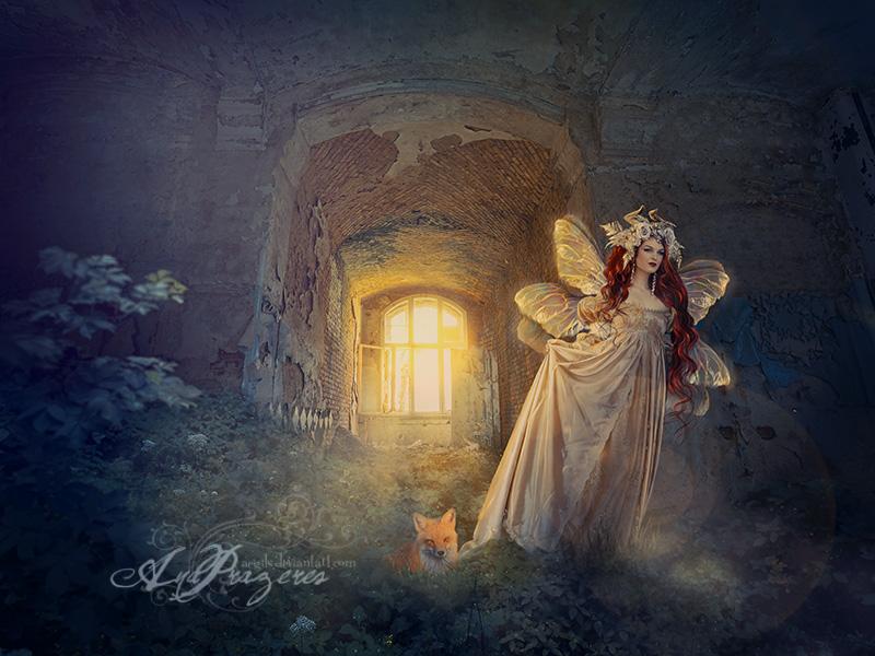Titania by Aegils