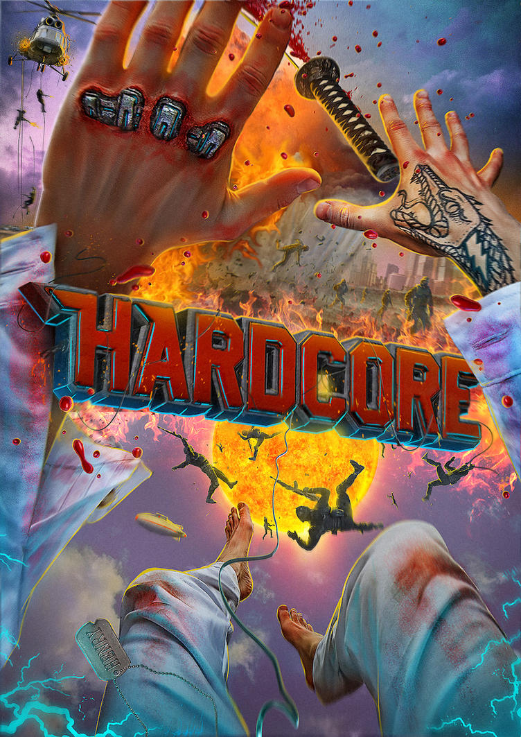 Hardcore by zorikistomin