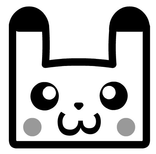 thepuffpuff30 0 1 geometry dash pikachu icon by thepuffpuff30 - Geometry Dash Icon Coloring Pages