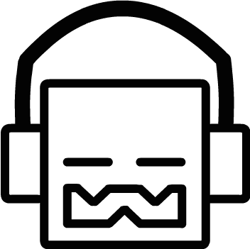geometry dash headphones icon by thepuffpuff30 - Geometry Dash Icon Coloring Pages