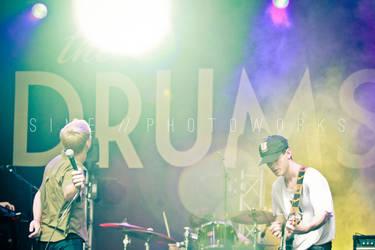 Laneway Festival Singapore 2012: The Drums