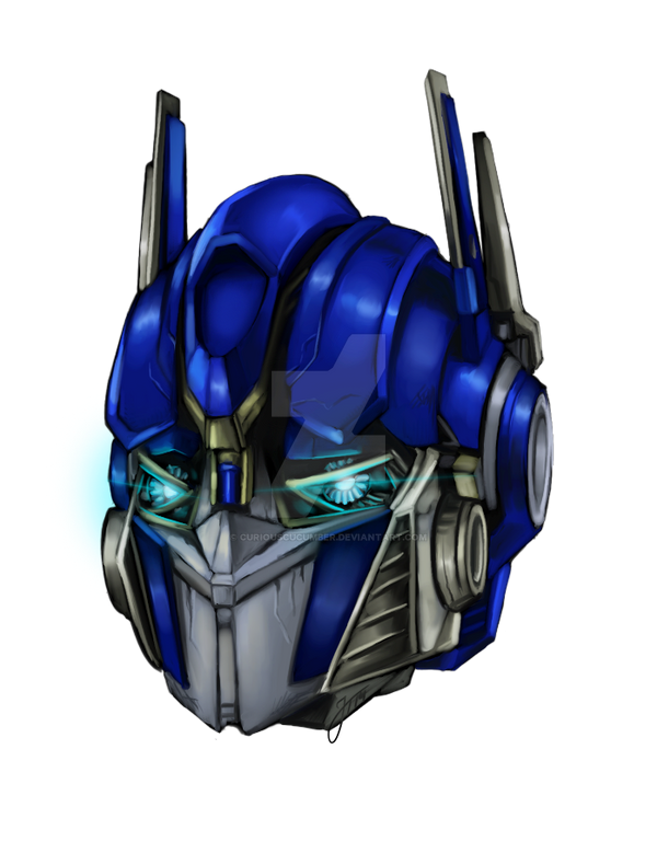 Head of a Prime by CuriousCucumber on DeviantArt  Head of a Prime...