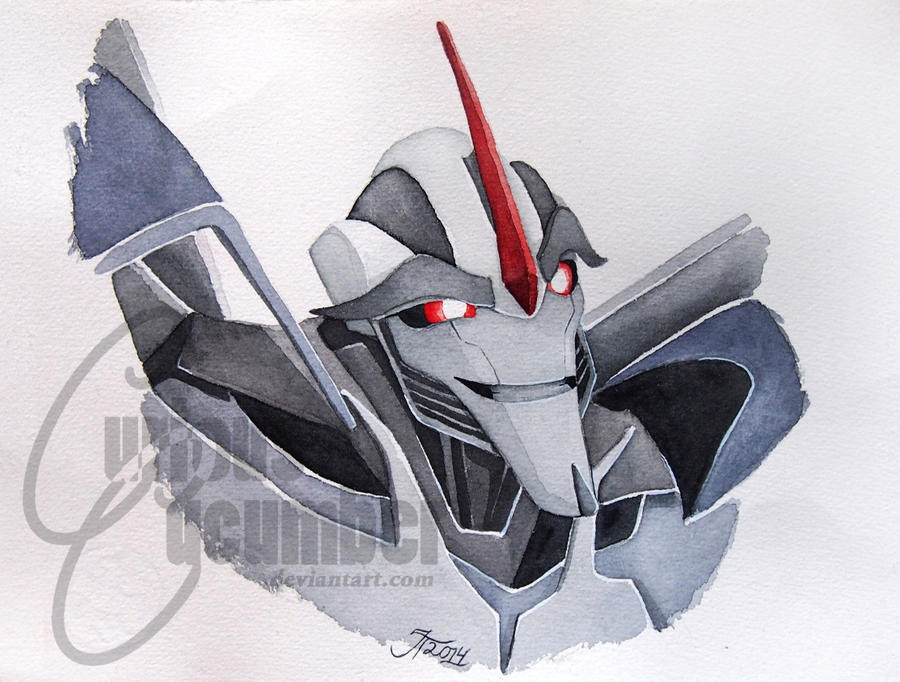 Starscream by CuriousCucumber