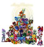 Christmas Calendar of Friends