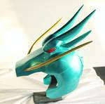 Dragon Helmet Saint Seiya