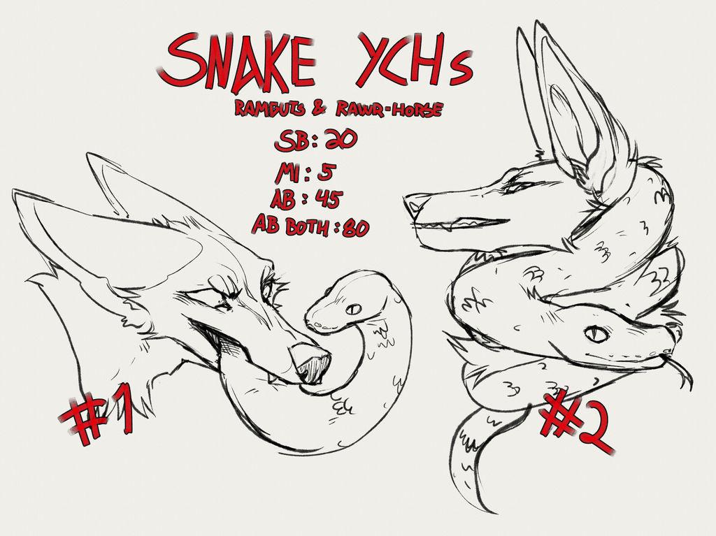 snake ychs