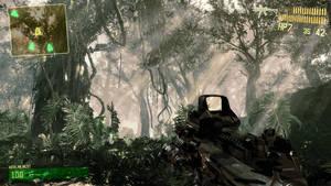 FPS Game Hud Design