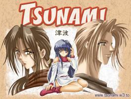Tsunami characters