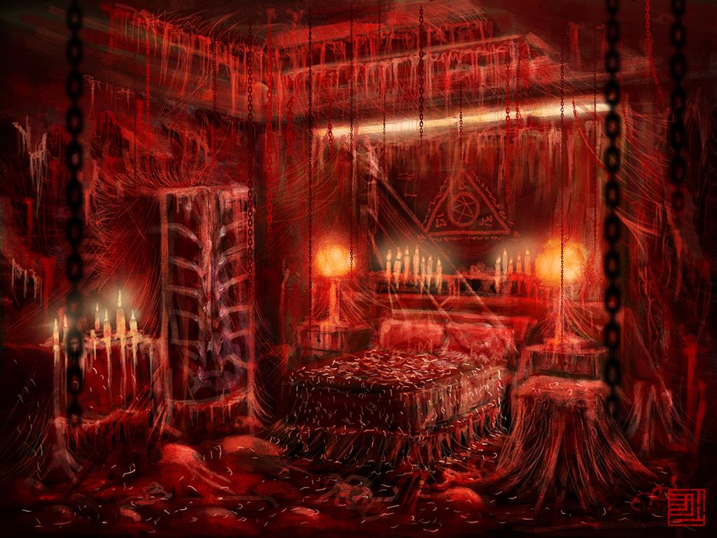 Living Room By Julian Faylona