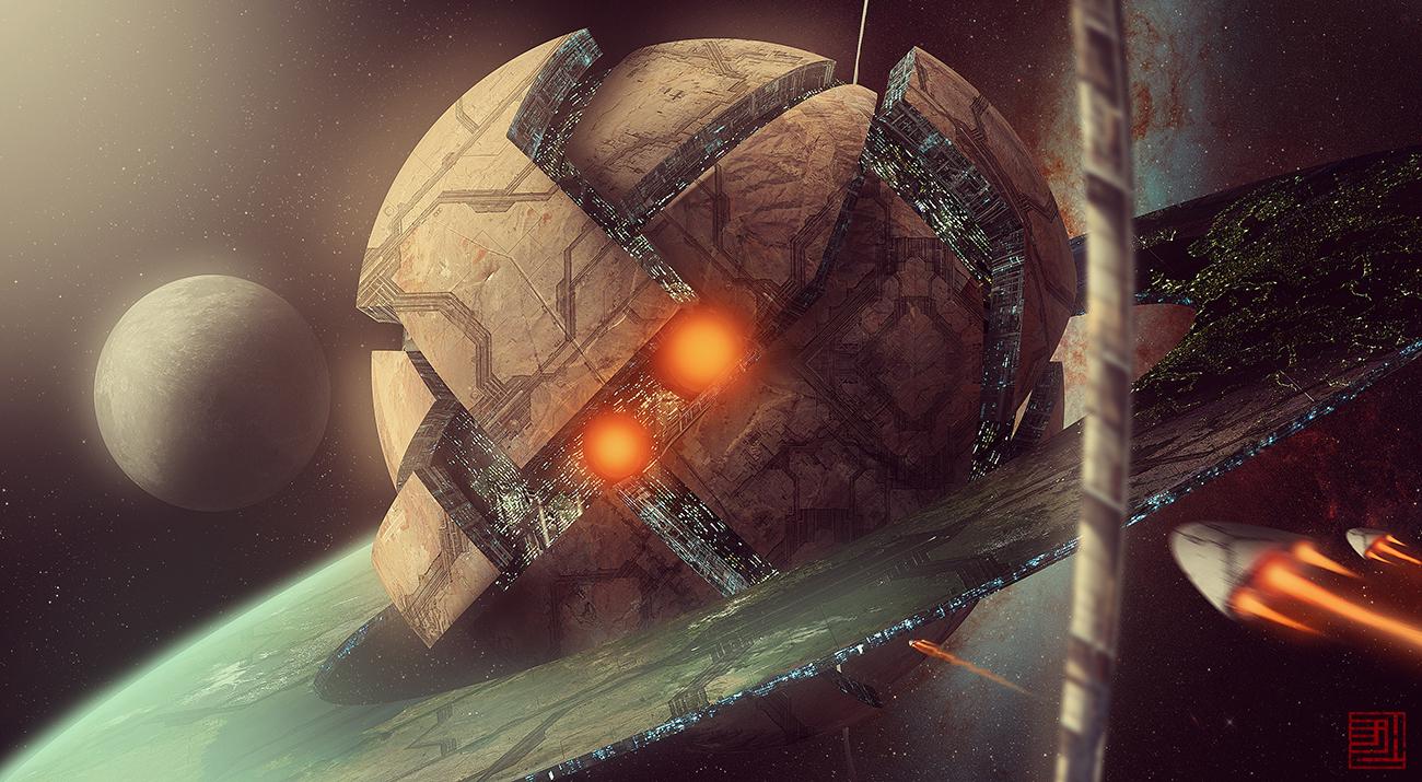 The Cradle World by Julian-Faylona