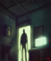 Nocturnal Visitation by Julian-Faylona