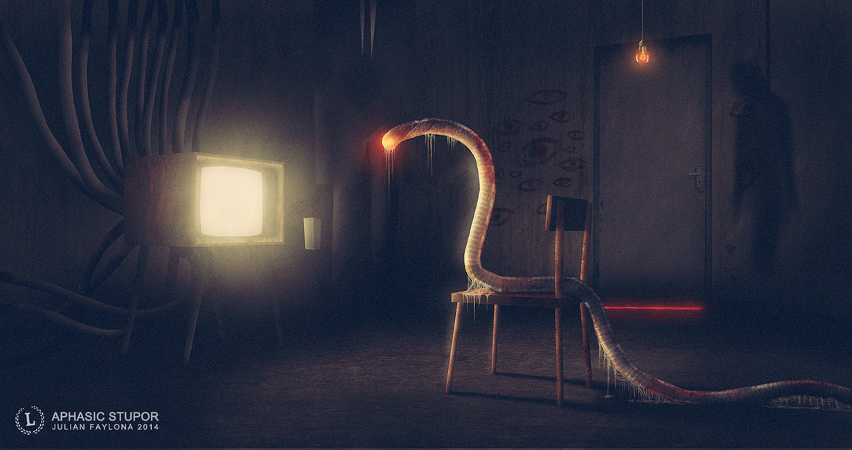 Aphasic Stupor by Julian-Faylona