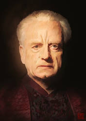 Senator Palpatine by Julian-Faylona