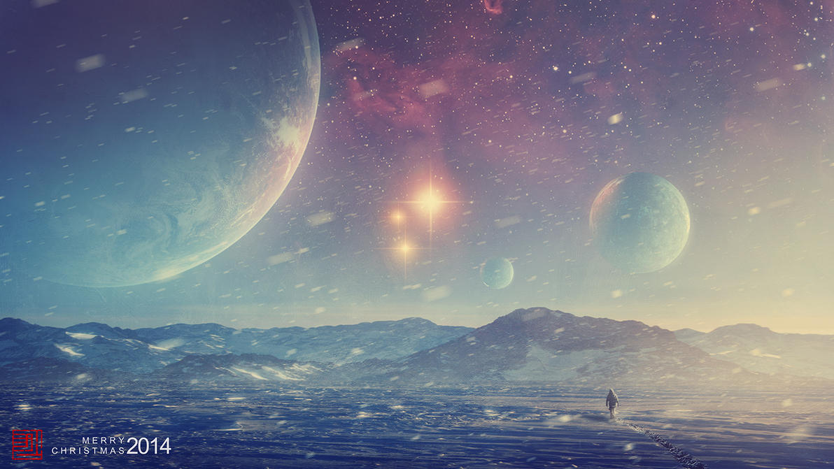 Beacons of Hope by Julian-Faylona