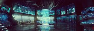 Command Center by Julian-Faylona