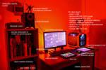 My Workstation by Julian-Faylona