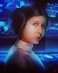 Princess Leia by Julian-Faylona