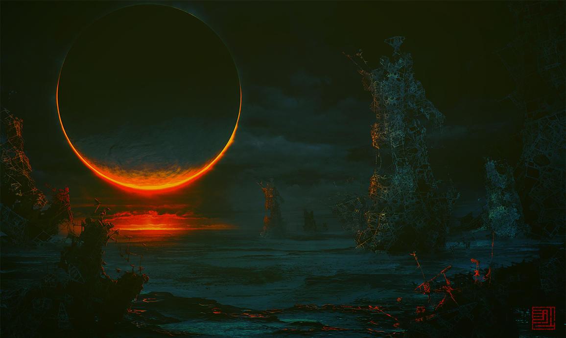 Desolation by Julian-Faylona